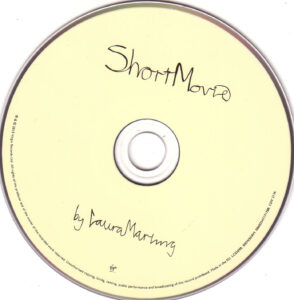 Laura Marling - Short Movie - CD