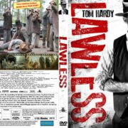 Lawless (2012) R0 CUSTOM DVD Cover