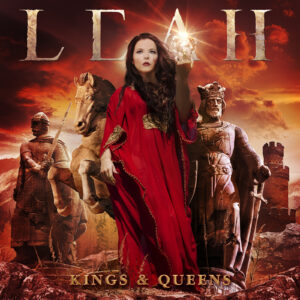 Leah - Kings & Queens - 1Front