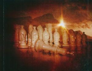 Leah - Kings & Queens - Inlay