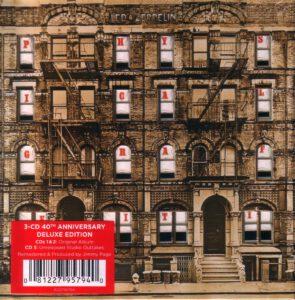 Led Zeppelin - Physical Graffiti - 1Front