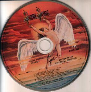 Led Zeppelin - Physical Graffiti - CD (1-3)