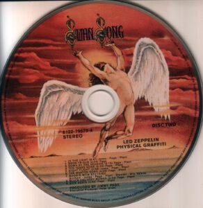 Led Zeppelin - Physical Graffiti - CD (2-3)