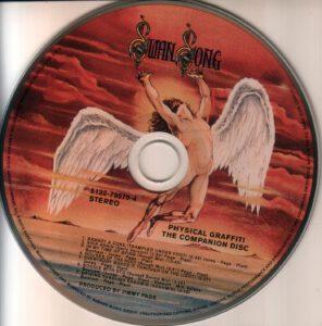Led Zeppelin - Physical Graffiti - CD (3-3)