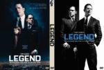 Legend (2015) Custom DVD Cover