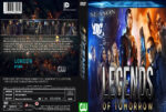 Legends Of Tomorrow: Season 1 (2016) R1 Custom DVD Cover