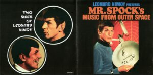 Leonard Nimoy - Mr. Spock´s Music From Outer Space - Booklet (1-2)