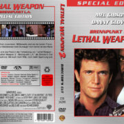 Leathal Weapon 2: Brennpunkt L.A. (1989) R2 German