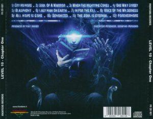 Level 10 (Russell Allen & Mat Sinner) - Chapter One - Back