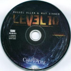 Level 10 (Russell Allen & Mat Sinner) - Chapter One - CD