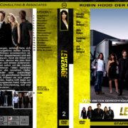 Leverage – Staffel 2 (2009) R2 german custom