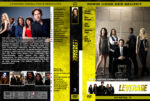 Leverage – Staffel 3 (2010) R2 german custom