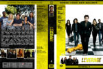 Leverage – Staffel 4 (2011) R2 german custom
