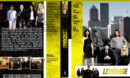 Leverage - Staffel 5 (2012) R2 german custom