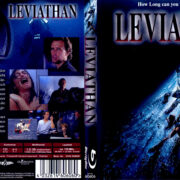 Leviathan (1989) R2 Blu-Ray German