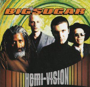 Hemi-Vision cd cover