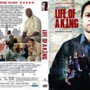 Life Of A King (2013) R1 CUSTOM DVD Cover