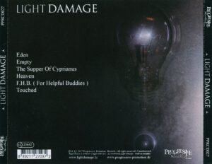 Light Damage - Light Damage - Back