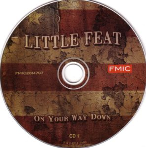 Little Feat - On Your Way Down - CD (1-2)