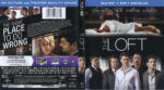 The Loft (2015) Blu-Ray DVD Cover & Label