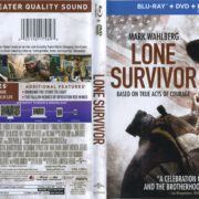 Lone Survivor (2014) Blu-Ray Cover