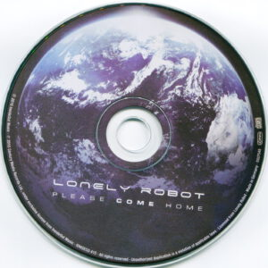 Lonely Robot - Please Come Home - CD