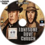 Lonesome Dove Church (2014) DVD Custom Label