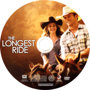 the longest ride dvd label
