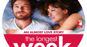 the longest week dvd label