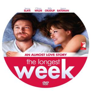 the longest week dvd label