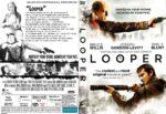 Looper (2012) R1 CUSTOM DVD Cover