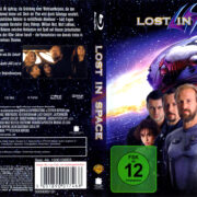 Lost in Space (2010) R2 Blu-Ray German