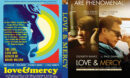 Love & Mercy (2014) Custom DVD Cover