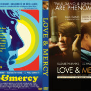 Love & Mercy (2014) Custom DVD Cover