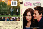 Love, Rosie (2015) R1 DVD Cover