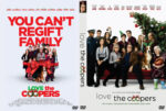 Love the Coopers (2015) Custom DVD Cover