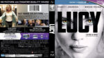 Lucy (2015) Blu-Ray