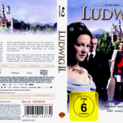 Ludwig II (1972) R2 Blu-Ray German