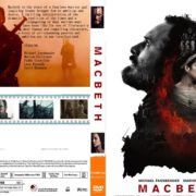 Macbeth (2015) R1 Custom DVD Cover & Label