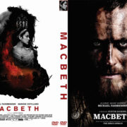 Macbeth (2015) R0 Custom DVD Cover