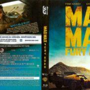 Mad Max Fury Road Blu-Ray 3D German (2015)