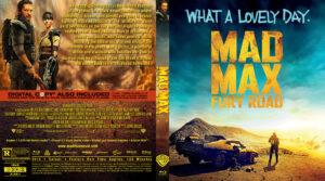 Mad Max- Fury Road Custom BD cover