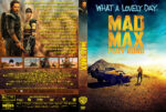 Mad Max: Fury Road (2015) R0 Custom Cover & Label