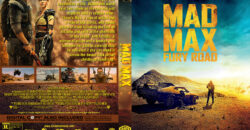 Mad Max- Fury Road custom cover