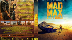Mad Max- Fury Road custom cover