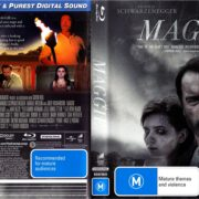 Maggie (2015) R4 Blu-Ray DVD Cover