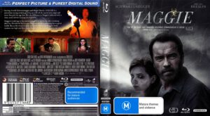 Maggie blu-ray dvd cover