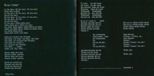 Magma - Slag Tanz - Booklet (2-6)
