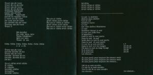 Magma - Slag Tanz - Booklet (3-6)