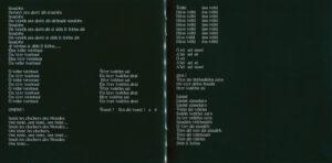 Magma - Slag Tanz - Booklet (5-6)